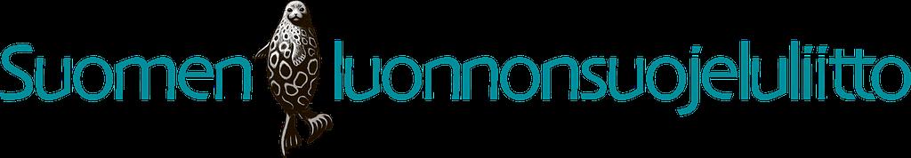 Suomen Luonnonsuojeluliitto logo
